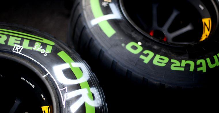 Pirelli verwacht geen problemen met 2020-bandjes: Dit gebeurt elk jaar