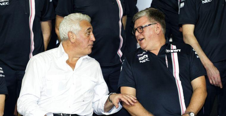 Racing Point aast ook op Schumacher: Net als iedereen op de grid