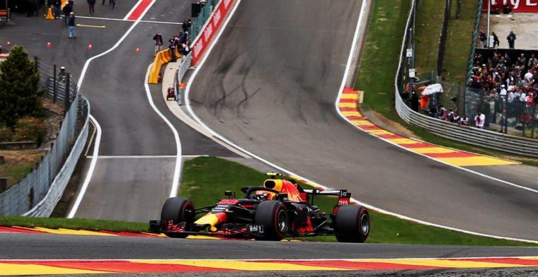 Verstappen nu ook 'meest succesvolle Grand Prix-coureur van België'