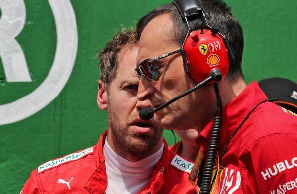 'Gevecht bij Ferrari zal uiteindelijk Vettel de kop kosten'