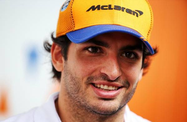 "Carlos Sainz: Focus on mid-term goals helped ""be a lot more relaxed"" at McLaren"
