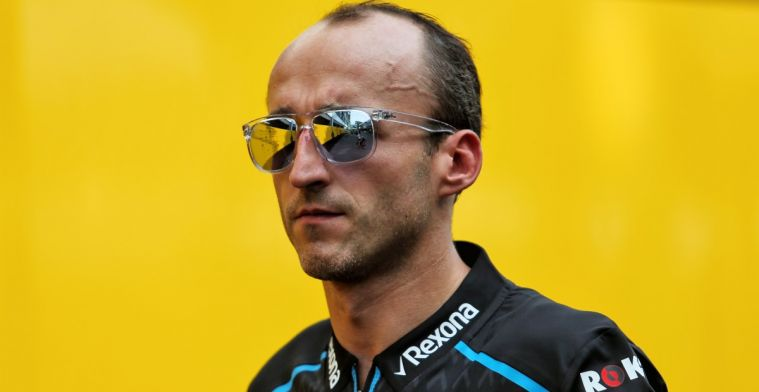 Kubica: De ware situatie is verborgen door wat we hebben meegemaakt dit seizoen