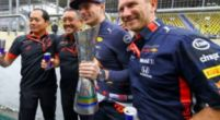 Image: Horner and Tanabe share same hope after Brazil success