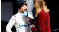 """Afbeelding: De Vries opent debuutseizoen Formule E met pech: """"Ik miste sensoren"""""""