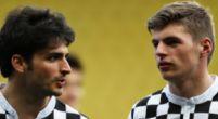"""Afbeelding: Verstappen complimenteus over Sainz en McLaren: """"Aardige gast, goede auto"""""""