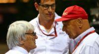 Afbeelding: Ecclestone legt uit waarom hij niet op begrafenis Lauda was
