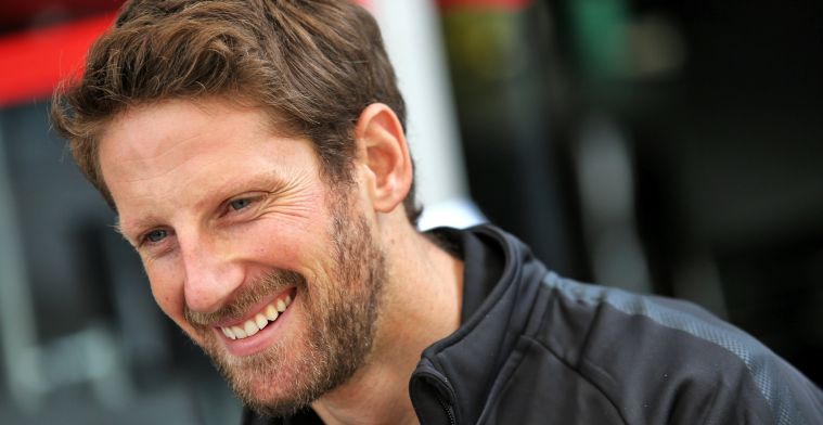 Grosjean heeft geleerd van Steiner: Kan een ezel niet omtoveren tot racepaard