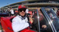 """Afbeelding: Giovinazzi profiteert van crashende Ferrari's: """"Maar blijft jammer voor het team"""""""