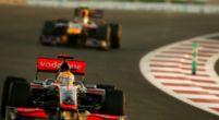 Afbeelding: De Grand Prix van Abu Dhabi 2009: Het debuut van de nieuwe afsluiter