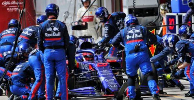 Kvyat hoping to end the season on a high in Abu Dhabi