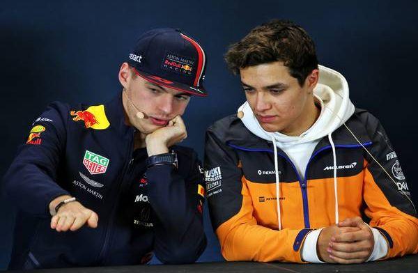 "Norris onder indruk: ""In toekomst zal je simracers in Formule 1 zien"""