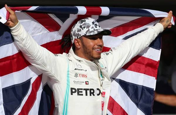 Hamilton opens up on having positive impact and being the best person I can