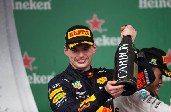 "Max Verstappen: Future of F1 ""not just about Charles and myself"""