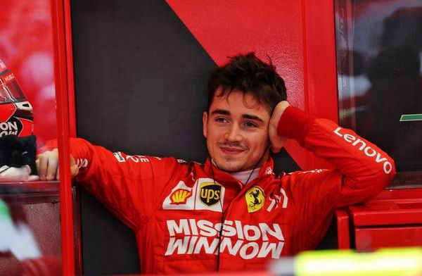 "Charles Leclerc to miss ""adrenalin rush"" of racing after Abu Dhabi"