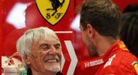 "Image: Bernie Ecclestone defends Ferrari: ""I don't believe they cheated"""