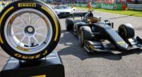 "Image: Pirelli to bring ""around 4500"" tyres to Abu Dhabi for race/testing"