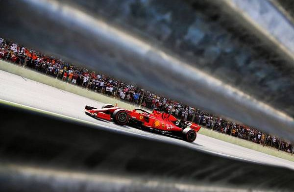 Vettel on his best moment of his career: The win with Ferrari