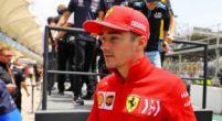 """Afbeelding: Leclerc: """"Nieuwere motor is mijn voordeel"""""""