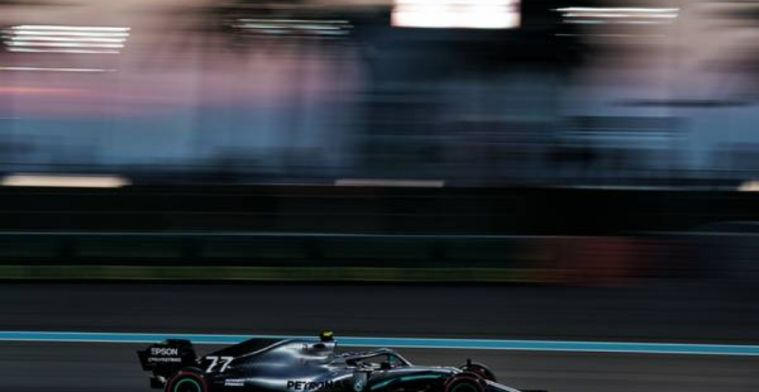 Bottas and Grosjean collide but Finn tops FP2