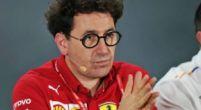 """Image: Mattia Binotto: """"There is one true version"""" of Vettel/Leclerc Brazil crash"""