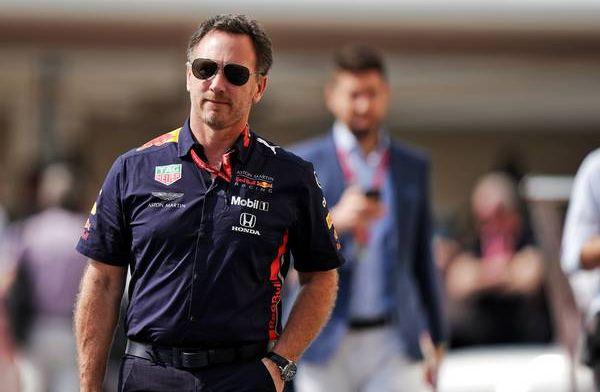 Horner over Verstappen en Albon: ''Was een goede kwalifcatie''