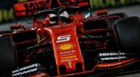 """Afbeelding: Vettel baalt na ruimschoots missen pole: """"Is niet ons circuit"""""""