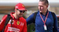 """Afbeelding: Vettel verdeeld: """"Ik wil zo ontzettend graag thuis zijn op dit moment"""""""
