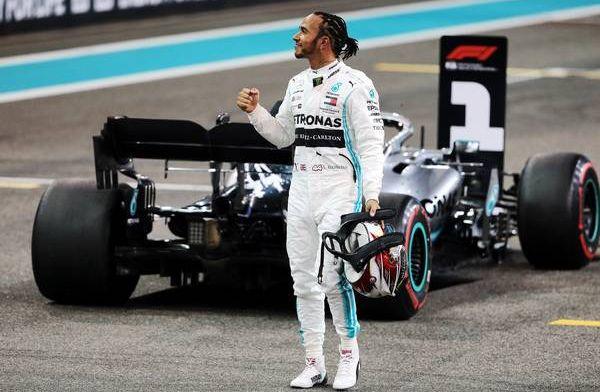 ''Ik hoop dat Hamilton eeuwig in de Formule 1 blijft rijden''