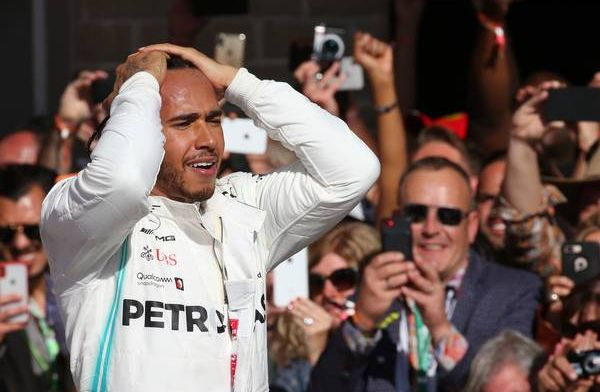 Hamilton beaming with pride after historic season: This car is a piece of art