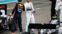 Afbeelding: Verstappen versus Hamilton: ''Lewis zal nu nog agressiever gaan rijden''