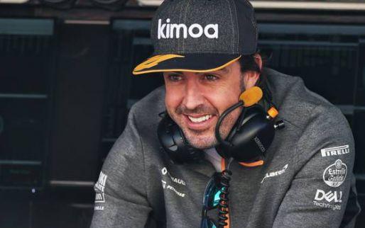 Alonso aangewezen als Renault-coureur in 2021