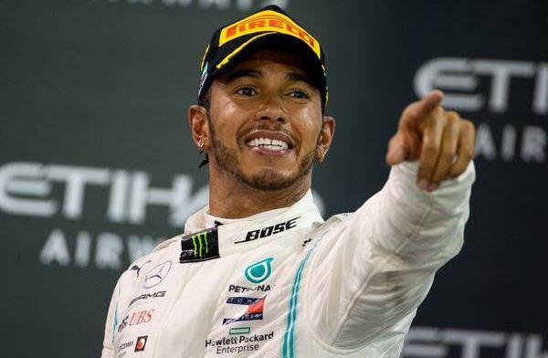 Cijfers voor de GP van Abu Dhabi: Hamilton heer en meester, maar drie onvoldoendes