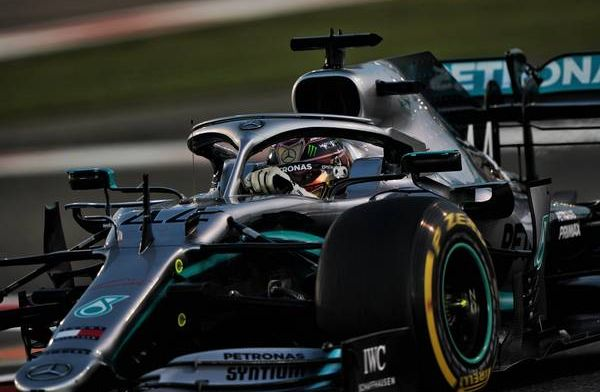 Hamilton sets new record with 'Grand Slam' in Abu Dhabi