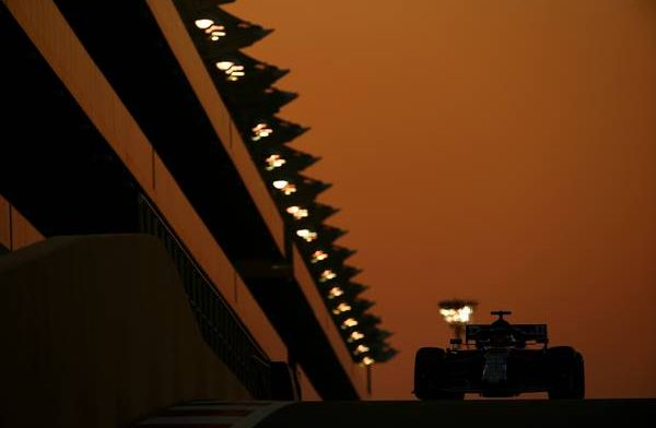 Teams conclude Pirelli test day in Abu Dhabi: 1255 laps completed!