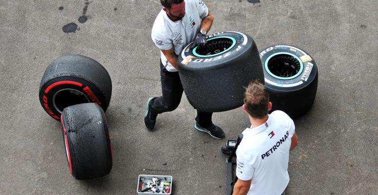 Pirelli mag zich na eerste test zorgen maken: Zijn de problemen verholpen? Nee