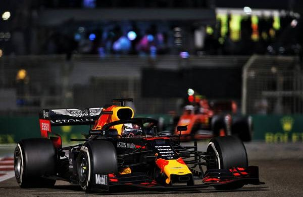 Honda apologise to Max Verstappen for Abu Dhabi engine difficulties