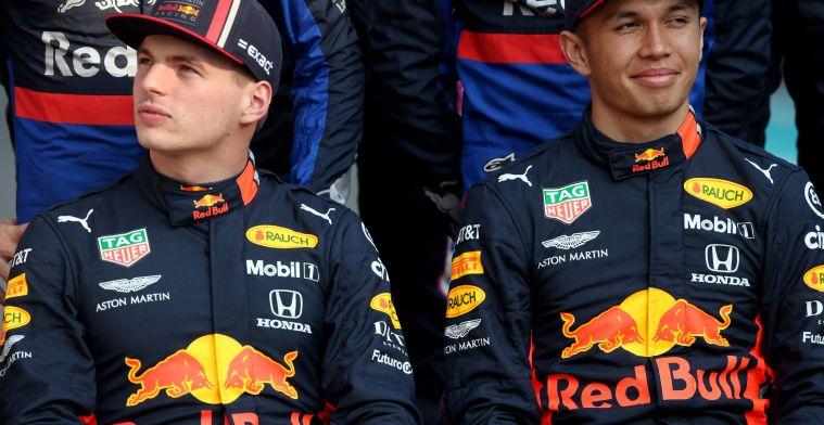 Column: Red Bull Racing blundert met de tweede coureur naast Verstappen