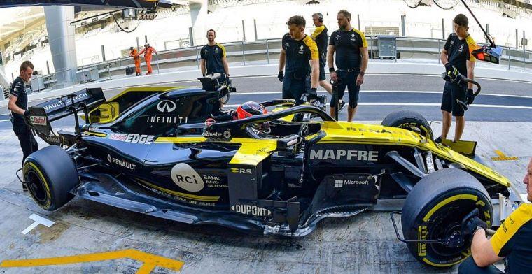 Testen in Abu Dhabi: Bottas bovenaan en Verstappen rijdt maar liefst 76 ronden