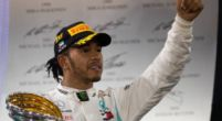 Afbeelding: Niet iedereen is weg van Hamilton: ''Ook hij zal onder druk fouten gaan maken''