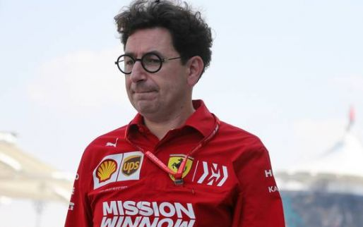 Mattia Binotto: Championship was lost when Ferrari designed their car
