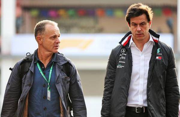 Mercedes niet jaloers op Red Bull: Die records leveren geen punten op