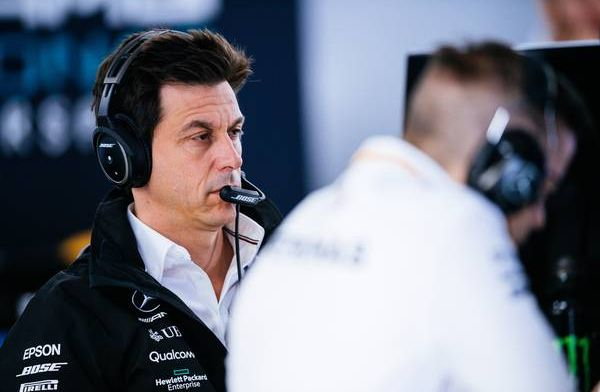 Toto Wolff loves life at Mercedes and cannot imagine a better place to work
