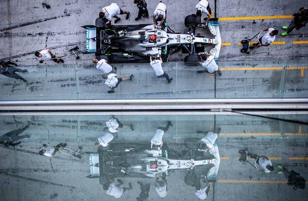 2019 Abu Dhabi post-season testing: George Russell tops timesheet for Mercedes!