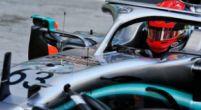 """Afbeelding: Mercedes: """"Testdag twee hielp met kiezen banden voor eerste races"""""""