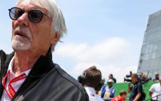 Ecclestone over Grand Prix in Zandvoort: