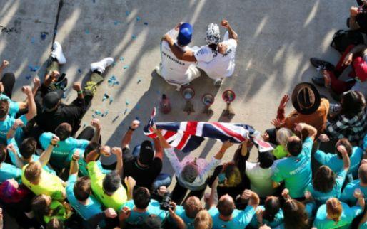 Mercedes betaalt recordbedrag voor Formule 1-deelname