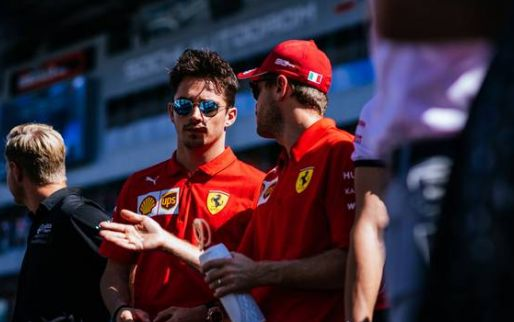 Vettel-Leclerc clashes not