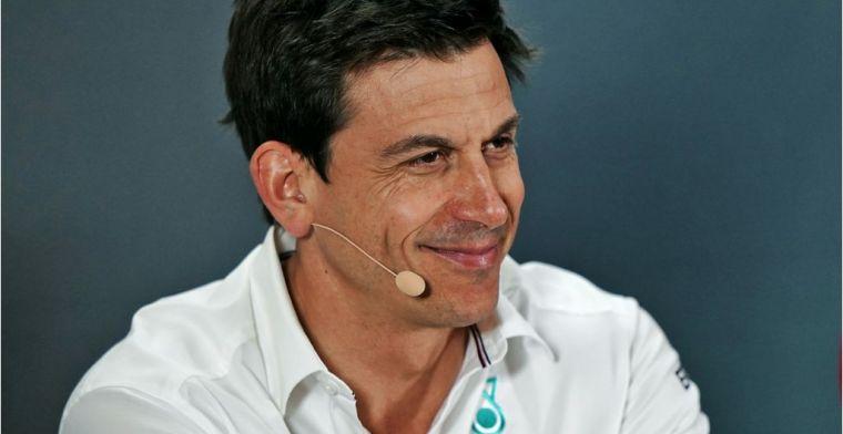 Wolff benadrukt dat successen Mercedes mede aan Petronas te danken zijn