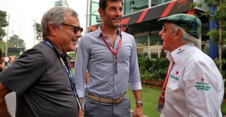 Webber expects Hamilton to pull through in 2020