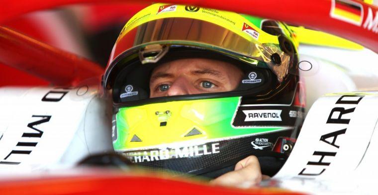 Waarom een tweede jaar Formule 2 voor Schumacher een voordeel kan zijn